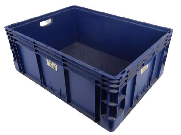Silverline Lagerkiste Transportbehälter