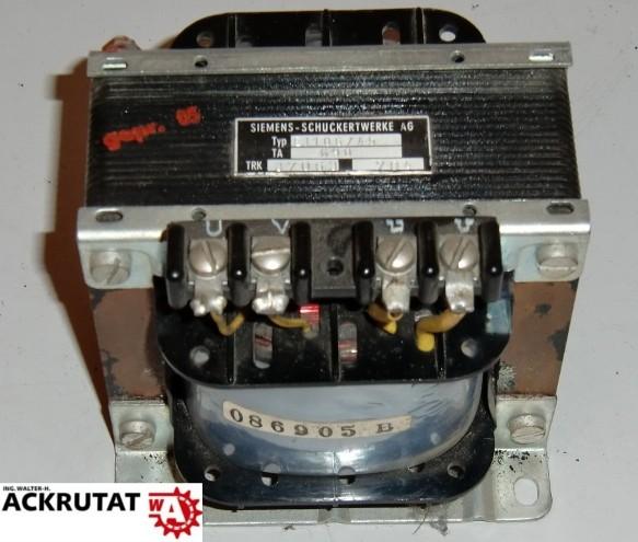 Siemens Transformator EJ106/45 Wandler Umformer TA 690 TRK 37063 704