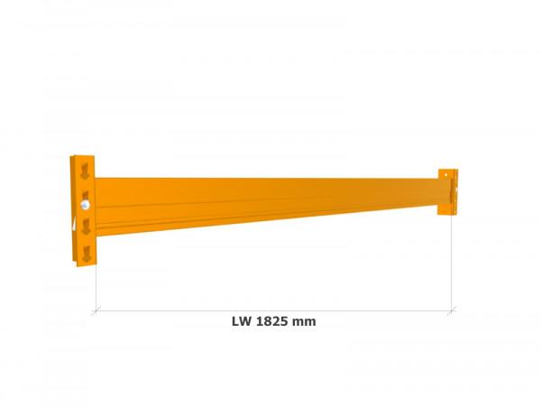 LW 1825 mm Palettenregal Traverse Balken Palettenauflage