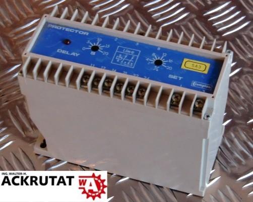 Crompton Schutzrelais Relais Protector 256-PAS6 231 V 5A 50Hz