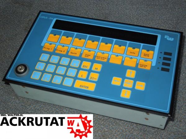 Wachendorff Opus 3 Bediengerät Siemens S5 OP34010P-N Display Bedieneinheit