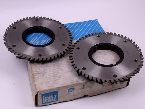 2x Leitz Zerspanersatz Kreissägeblätter WK800-2-09