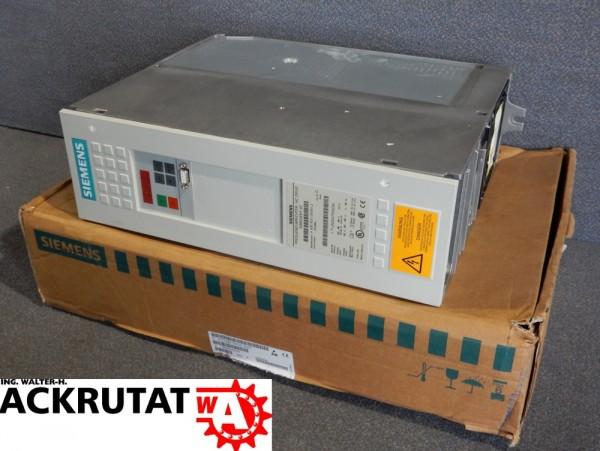 6SE7090-0XX84-6AB5 Frequenzumrichter AC Drive 6SE7021-3EB61-Z Siemens Simovert