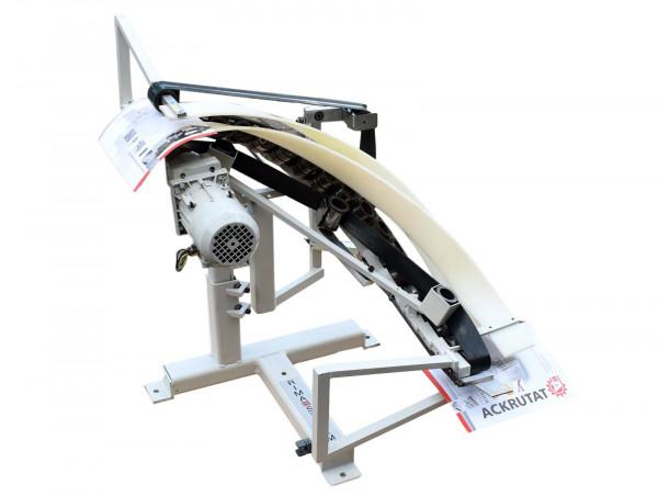 Förderband L1020 B750 - Rima System - Flachgurtförderer Wendesystem Förderstrecke Wendemodul