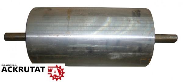 Umlenktrommel Stahltrommel Förderband Trommel Walze RL=400 mm Ø 220 mm