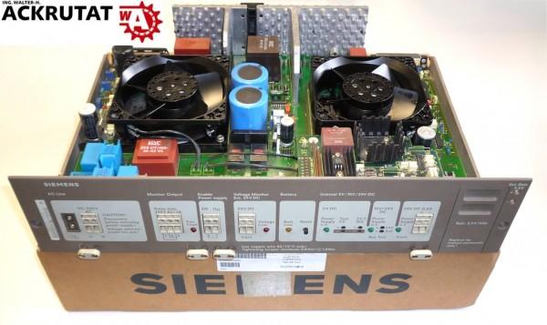 Siemens Simatic S5 6ES5 955-3LC14 Stromversorgung Power