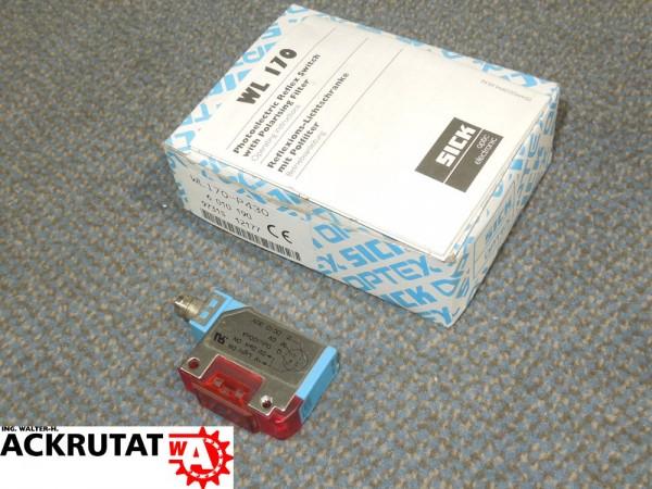 Sick 6010190 Lichtschranke WL170-P430 Rotlicht Lichttaster Schalter