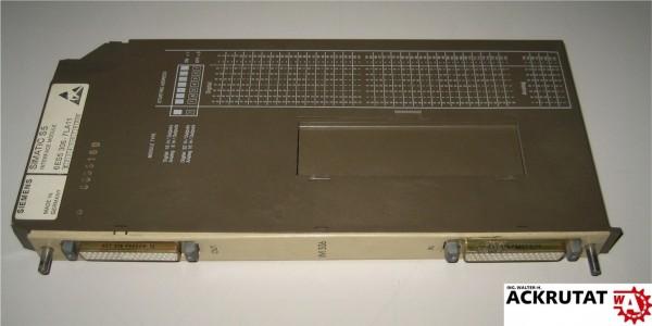 Siemens Simatic S5 6ES5 306-7LA11 E01 Interface Modul
