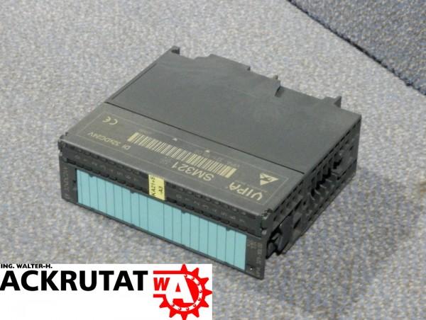 VIPA SM321 321-1BL00 Digital Input 32x 24V DC Digitales Eingangsmodul