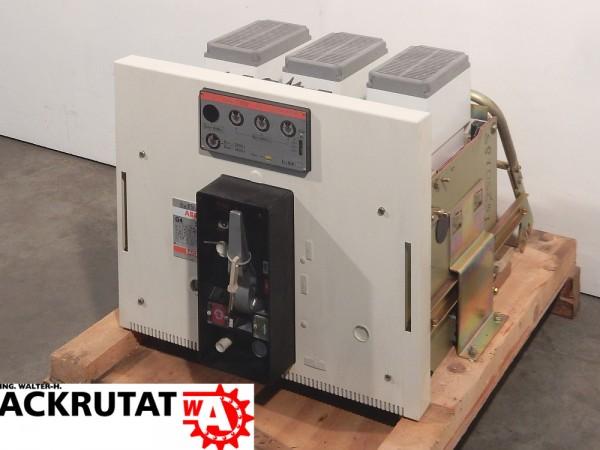 ABB SACE novomax G4 3200A Leistungsschalter Überstromauslöser Schutzschalter