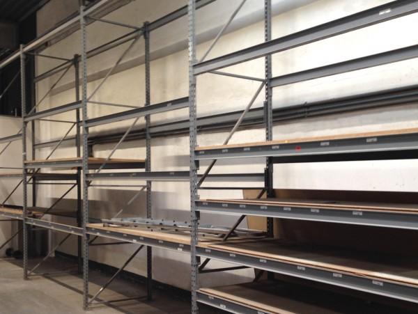 H4300 L25000 Schäfer PR 350 Palettenregal Schwerlastregal Industrieregal Lager