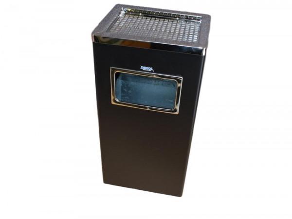 Wertstoffbehälter Mülleimer Abfalleimer Aschenbecher Abfallbehälter 19 l