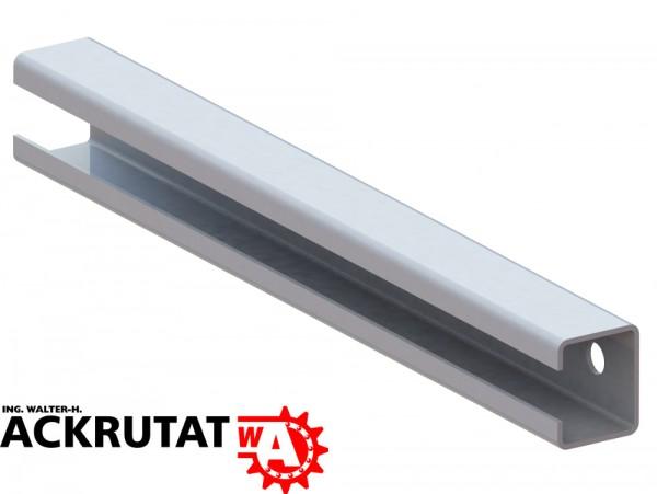 2 Meta Multipal S Palettenregal horizontale Fachwerk Strebe Fachwerkstrebe L800