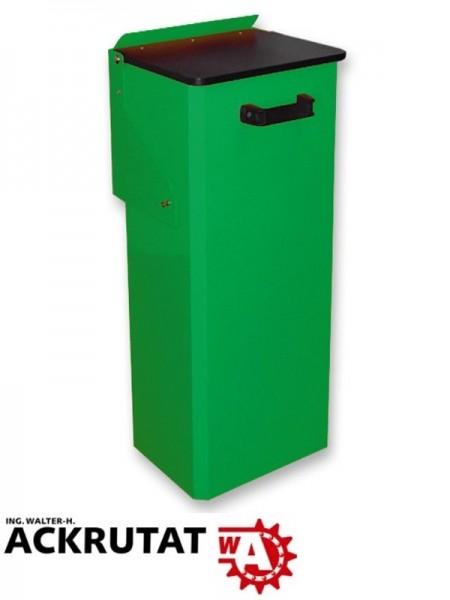 Hailo Wertstoffbehälter Mülleimer Abfalleimer 80 l grün NEU