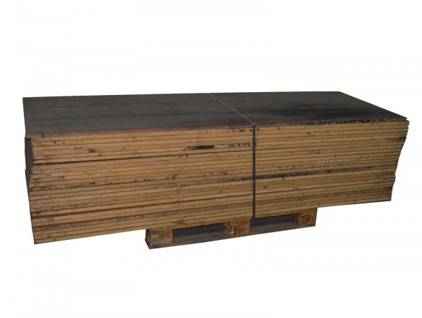 23x Siebdruckplatte L2500 B785 Ladefläche Regalboden Platte Anhängerboden