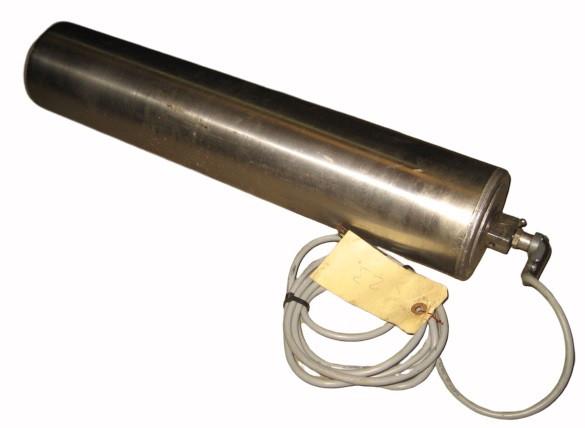Trommelmotor Walzenmotor Förderband RL=555 mm Ø 112 mm