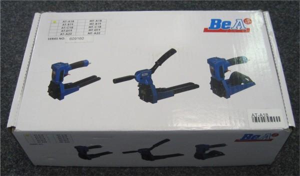 BeA Druckluftnagler Drucklufthefter Nagler Hefter Druckluft AT-A18