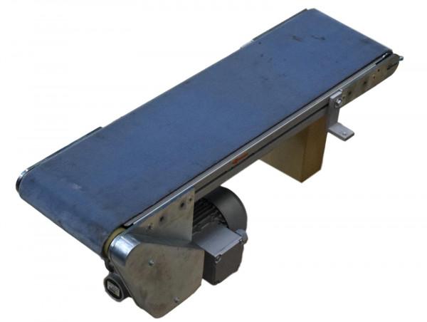 L850 B200 Förderband Stückgut Teppichgurt Gurtförderer Transportband