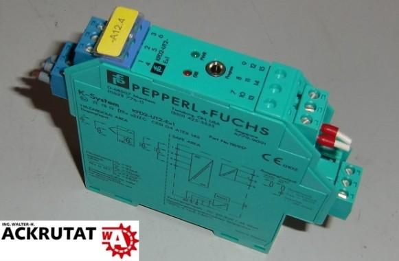 Pepperl + Fuchs KFD2-UT2-Ex1 Temperaturmessumformer Umformer K-System