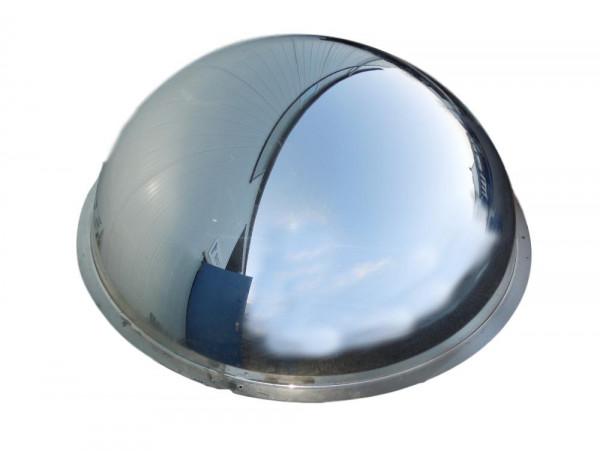 3x Deckenspiegel 1000 mm Sicherheitsspiegel 360° Panorama- Überwachungsspiegel