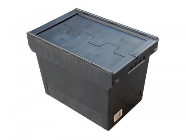 1x Bito MB 6442 Industriebox Deckelbox Stapelbehälter Behälter Kiste Lager