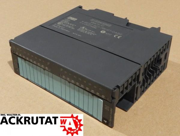 Siemens Simatic S7 6ES7 321-7BH01-0AB0 E:2 Digitaleingabe Modul SM 321 24V