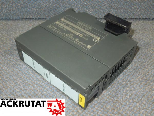 Siemens 6ES7 331-7KB01-0AB0 Modul SPS E07 6ES7331 Simatic Analog