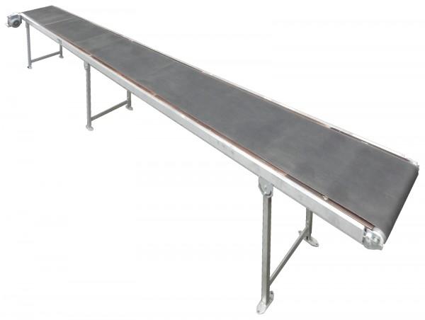 L6000 B600 Transnorm Förderband Gurtförderer Stückgut Gurtförderband Förderbahn
