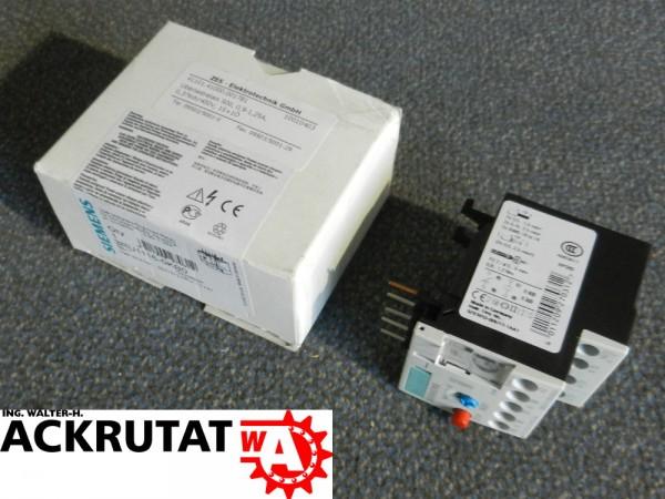 Siemens Sirius 3RU1116-0KB0 E01 Überlastrelais Relais Overload Relay Schalter
