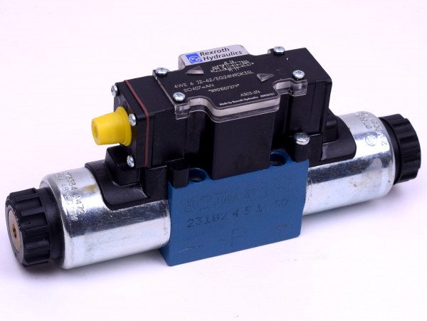 Rexroth Hydraulics Wegeventil