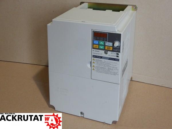 Varispeed V7 Omron CIMR-V7AZ27P5 Frequenzumrichter Stromrichter Frequenzformer