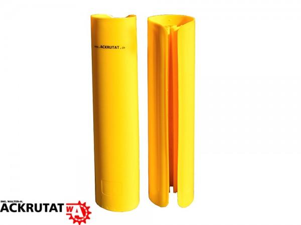 4x Regalanfahrschutz Pfostenschutzprofil Palettenregal RackBull® Anfahrschutz