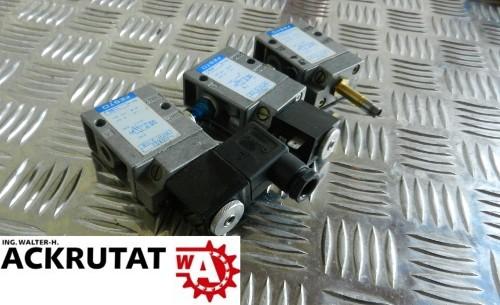 3 Stück Festo Magnetventil MFH-3-1/8 7802 Ventil pneumatik