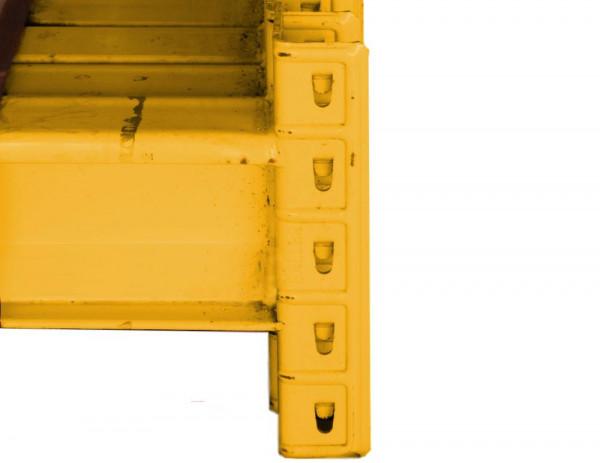 10x Galler Omega Palettenregaltraversen LW 2795 mm Regalauflag Traverse