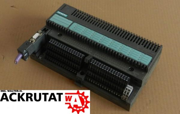 Siemens Simatic S7 Modul 6ES7 131-0BL00-0XB0 Terminalblock 6ES7 193-0CB30-OXA0