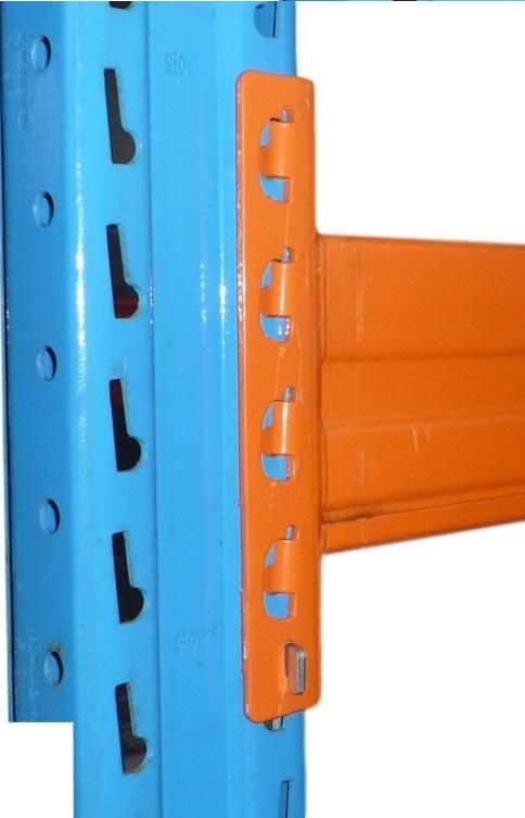 stow Palettenregal Rahmen Profil Raster Lochmuster