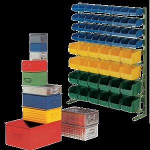 Behälter und Boxen