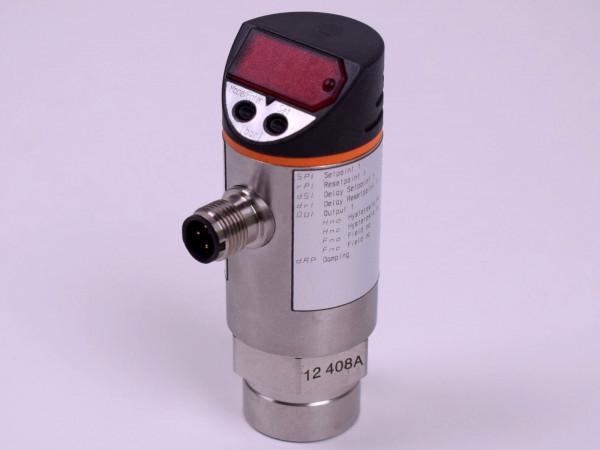 ifm electronic elektronischer Drucksensor Druckanzeiger