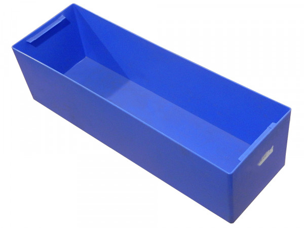 Lagerkasten blau Regalkasten Kunststoffkiste