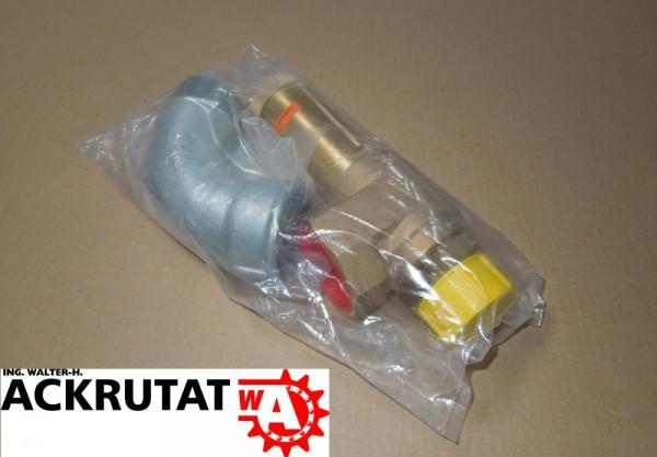 Herose Sicherheitsventil Eck-Sicherheitsventil 06500 G1.1/2 Ventil
