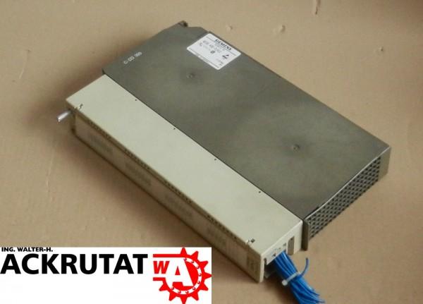 Siemens Simatic S5 6ES5 430-7LA12 Digital Input Modul E03