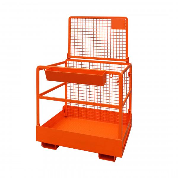 Eichinger Arbeitsbühne für 2 Personen 1073.7 in orange pulverbeschichtet
