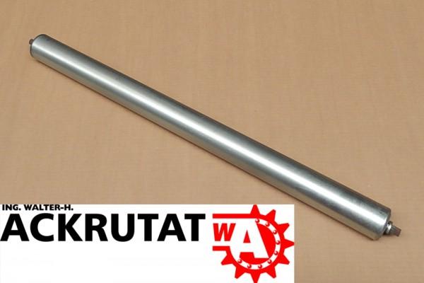5xTragrollen für Rollenbahn Ø 50 mm, Länge 533 mm