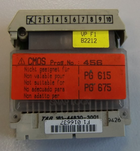 Simatic EPROM S5 6ES5 376-1AA11 Speichermodul Siemens