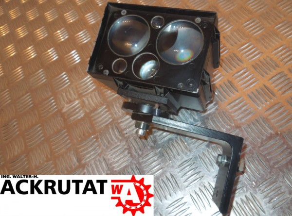 Pepperl+Fuchs Visolux LS600-DA-IBS/F2 Lichtschranke Datenlichtschranke Sensor