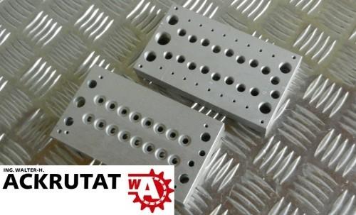 2 Stück Festo Multipol-SET CPV14-VI-P8-1/8 126129 Verteiler Ventilinsel