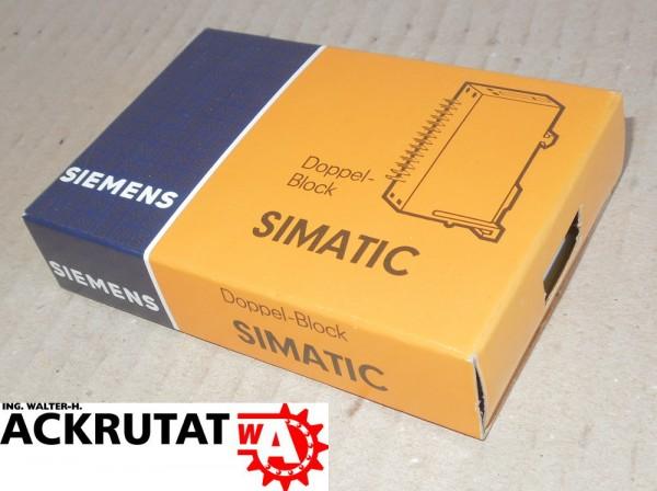 Siemens Simatic C1 Doppel-Block 6EC1 221-3A Doppelblock Modul 6EC1221-3A