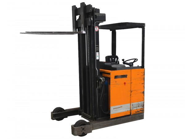 Wagner Schubmaststapler EFSM 125 Elektro Gabelstapler Hub 5700 mm 1.250 kg