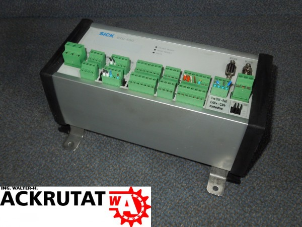 Sick OTC400 Omni Tracking System Modul Funktionsschalter