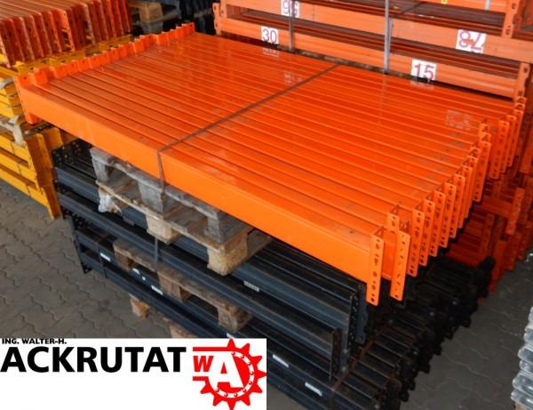 10 Bito PT Längstraversen L2000 orange Regaltraverse Traverse Balken Holm
